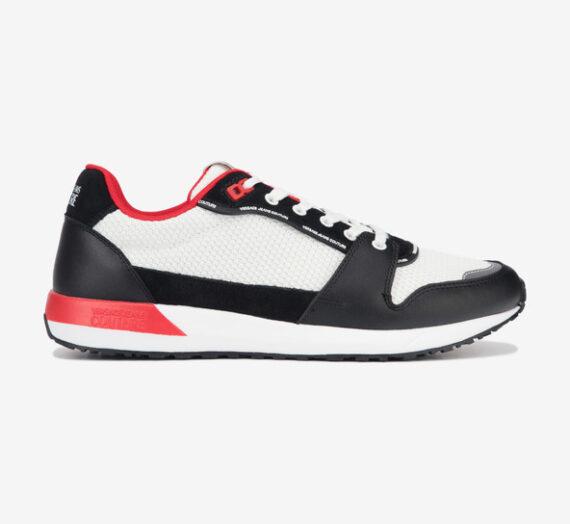 Обувки > Спортни обувки Versace Jeans Couture Спортни обувки Cheren Byal 970075