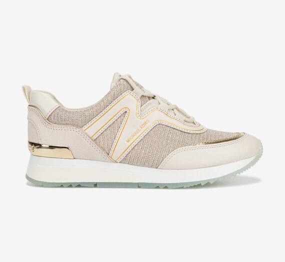 Обувки > Спортни обувки Michael Kors Pippin Trainer TenisСпортни обувки Bezhov 979352