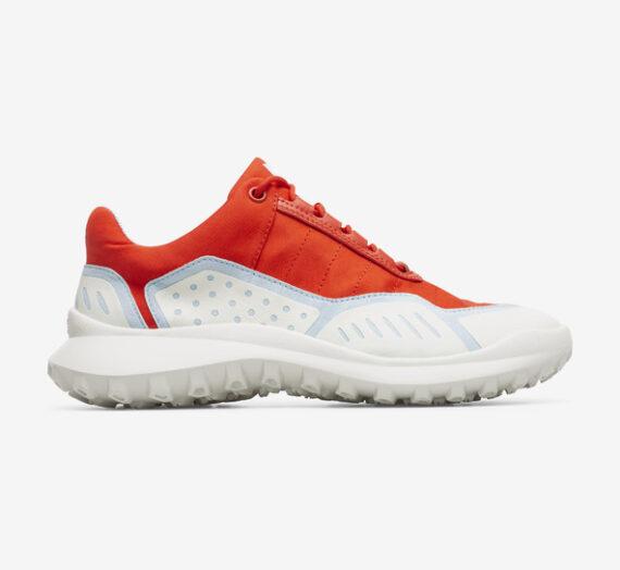 Обувки > Спортни обувки Camper CRCLR Спортни обувки Cherven Byal 980642