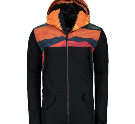 Мъже  Мъжко облекло  Якета & палта  Скиорски якета Men's winter jacket QUIKSILVER TR AMBITION JK 1005850-6168403