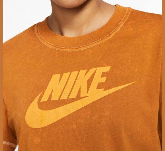 Жени  Дамско облекло  Блузи  С къс ръкав Nike Rebel Short Sleeve T Shirt Ladies 1008112-6178403