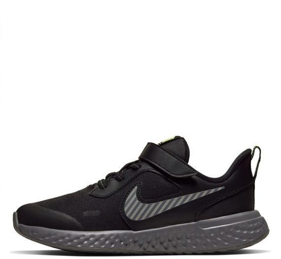 Деца  Детски обувки  Маратонки  Ниски маратонки Nike Revolution 5 HZ Child Boys Trainers 1051762-6340222