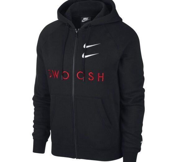 Мъже  Мъжко облекло  Суичъри  Суичъри с качулка Мъжки суичър Nike Full Zip 1079103-6451895