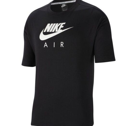 Жени  Дамско облекло  Блузи  С къс ръкав Nike Air Boyfriend T-Shirt Ladies 1133152-6754088
