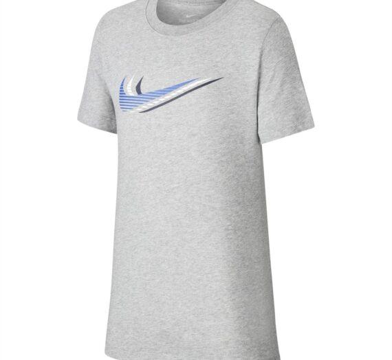 Деца  Облекло за момчета  Блузи  С къс ръкав Nike Sportswear T Shirt Junior 1133216-6754404