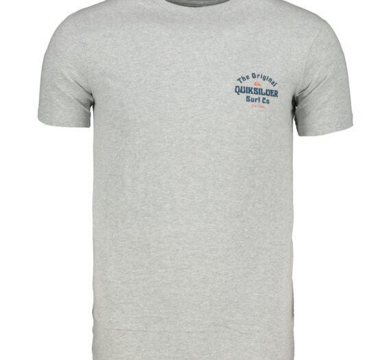 Мъже  Мъжко облекло  Блузи & Блузи с яка  С къси ръкави Men's T-shirt QUIKSILVER ENERGY PROJECT 1134856-6761215