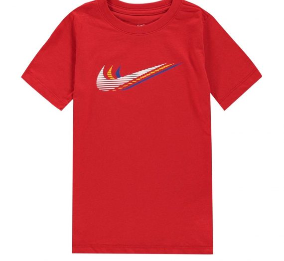 Деца  Облекло за момичета  Блузи  С къс ръкав Nike Sportswear T Shirt Junior 1160888-6762154
