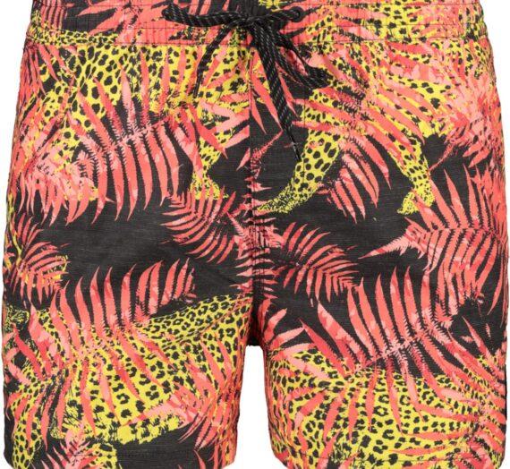 Мъже  Мъжко облекло  Шорти  Шорти за плуване Мъжки бански Quiksilver No Destination 1206070-6771668