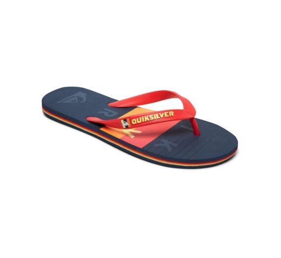 Мъже  Мъжки обувки  Чехли и джапанки  Джапанки Men's flip flops Quiksilver MOLOKAI WORD BLOCK 1208537-6782235