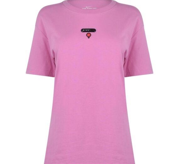 Жени  Дамско облекло  Блузи  С къс ръкав Nike Airess T-Shirt Ladies 1218238-6824093