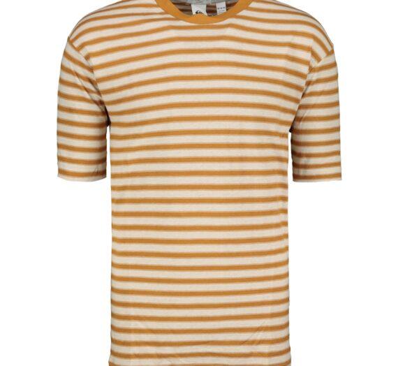 Мъже  Мъжко облекло  Блузи & Блузи с яка  С къси ръкави Men's T-shirt QUIKSILVER ORIGINALS-LINEN 1230525-6888561