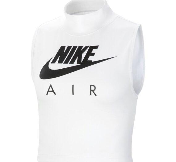 Спортове  Фитнес и йога  облекло  облекло дамско  горнища Nike Mock Tank Ladies 1279817-7117350