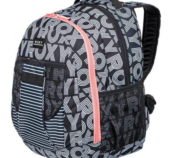 Аксесоари  Раници и чанти  Градски раници Backpack ROXY ROXY JUST BE HAPPY 23 L 1332067-7334644