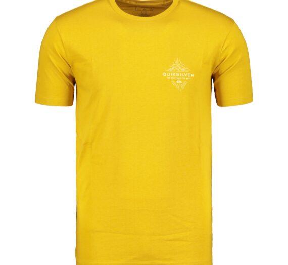 Мъже  Мъжко облекло  Блузи & Блузи с яка  С къси ръкави Men's T-Shirt QUIKSILVER BEFORE LIGHT 1335055-7347584