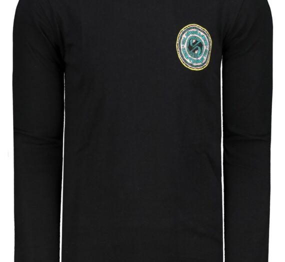 Мъже  Мъжко облекло  Блузи & Блузи с яка  С дълги ръкави Men's T-Shirt QUIKSILVER STICK AROUND 1335071-7347650