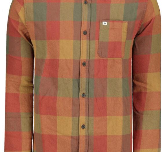Мъже  Мъжко облекло  Ризи  Ризи с щампа Men's shirt QUIKSILVER MOTHERFLY 1335073-7347654