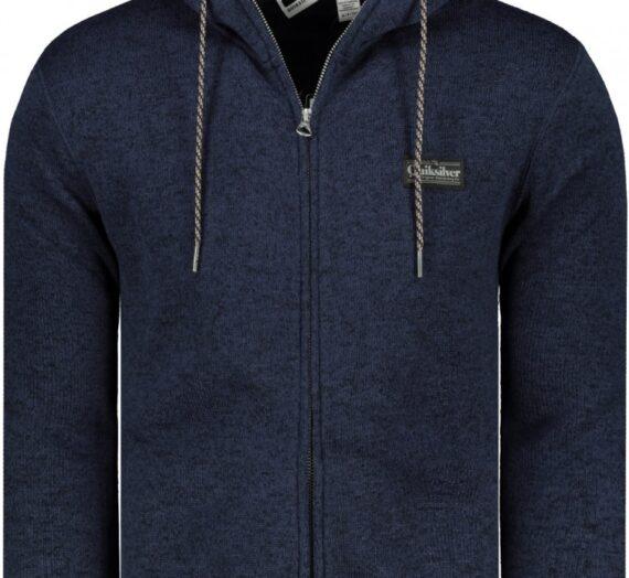 Мъже  Мъжко облекло  Суичъри  Суичъри с качулка Men's hoodie QUIKSILVER KELLER 1335090-7347701