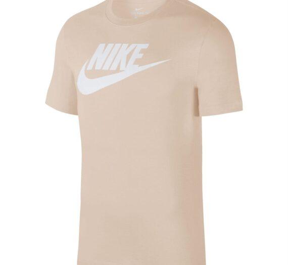 Мъже  Мъжко облекло  Блузи & Блузи с яка  С къси ръкави Nike Icon Futura T Shirt Mens 1397918-7589088