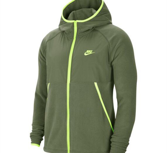 Жени  Дамско облекло  Якета & Палта  Зимни якета Nike Winter Zip Hoodie Mens 1402621-7608417
