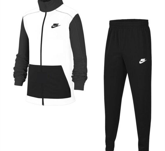 Деца  Облекло за момчета  Анцузи  Анцузи комплекти Nike NSW Poly Tracksuit Juniors 1406443-7622436