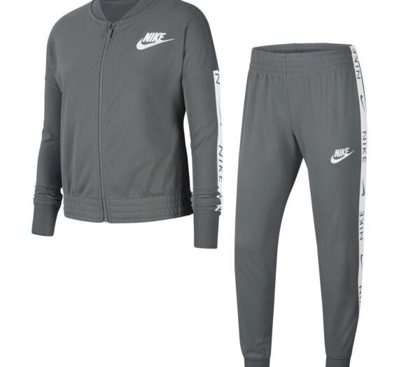 Деца  Облекло за момичета  Комплекти за момичета Nike Sportswear Tracksuit Junior Girls 1413760-7655222