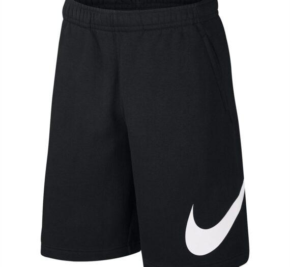 Спортове  Бягане  Облекло  Облекло мъжко  Шорти Nike Sportswear Club Men's Graphic Shorts 1433540-8088022