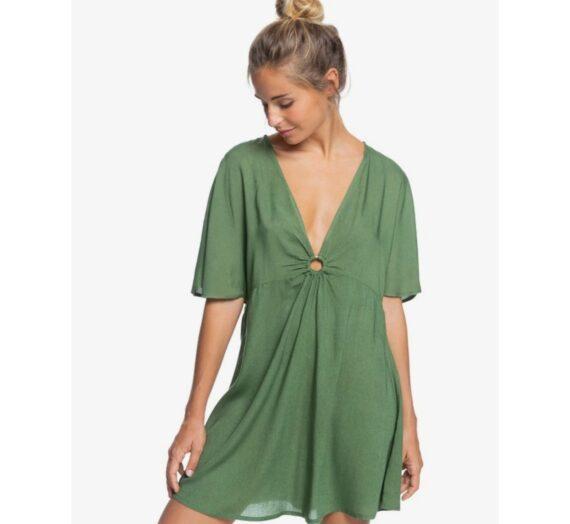 Жени  Дамско облекло  Рокли  Мини рокли Дамска рокля Roxy SUMMER CHERRY 1474195-7861630