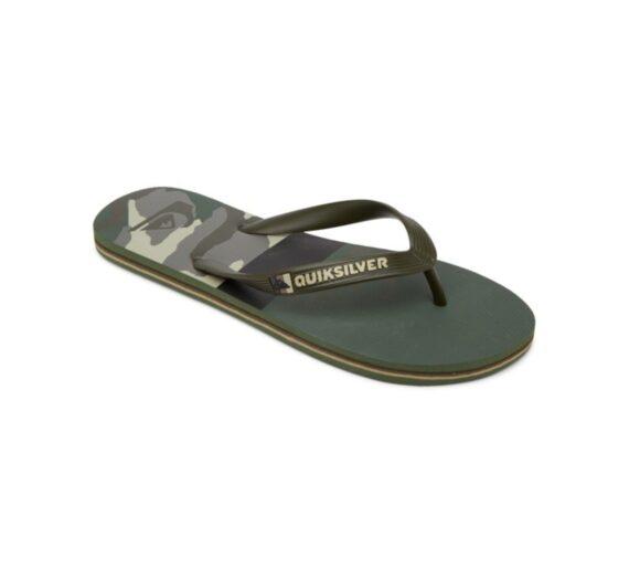 Мъже  Мъжки обувки  Чехли и джапанки  Джапанки Men's flip flops Quiksilver MOLOKAI PANEL 1474459-7862275