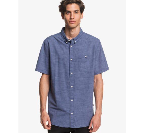Мъже  Мъжко облекло  Ризи  Едноцветни ризи Men's shirt Quiksilver FIREFALL 1474600-7862715