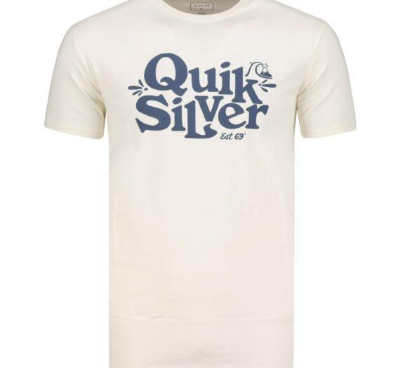 Мъже  Мъжко облекло  Блузи & Блузи с яка  С къси ръкави Men's t-shirt Quiksilver TALL HEIGHTS 1474657-7862884