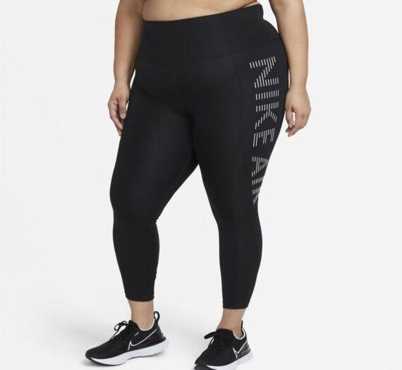 Спортове  Бягане  Облекло  Облекло дамско  Leggings Nike Air Epic Fast Women's 7/8-Length Running Tights 1548071-8109868