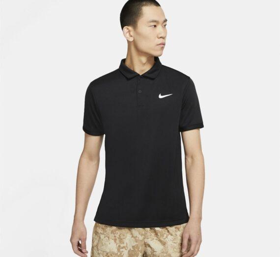 Спортове  Голф  облекло  Мъжко облекло  горнища Nike Dri-FIT Victory Men's Tennis Polo 1550066-8120668