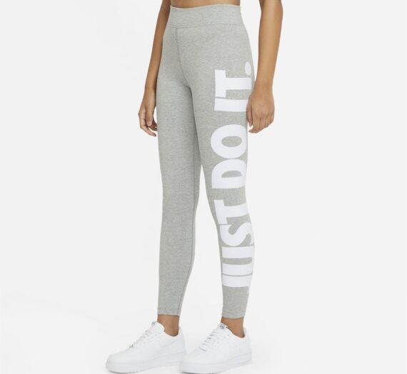 Спортове  Бягане  Облекло  Облекло дамско  Leggings Nike Sportswear Essential Women's High-Rise Leggings 1551283-8126708