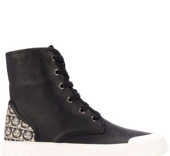 Riviera Leather Sneakers мъжки обувки Salvatore Ferragamo 1982917960_6_5