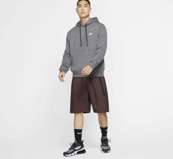 Мъже  Мъжко облекло  Суичъри  Суичъри с качулка Мъжки суитшърт Nike Sportswear Club Fleece 32221-629005