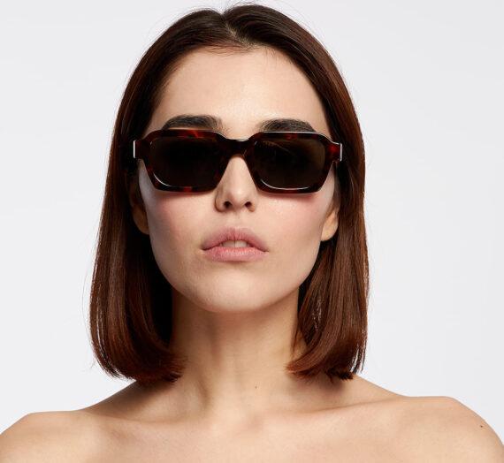 Слънчеви очила RETROSUPERFUTURE Caro Classic Sunglasses Havana 358222