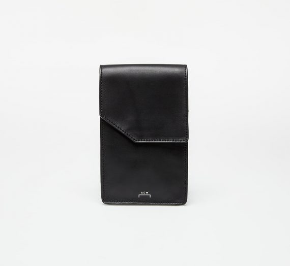 Crossbody чанти A-COLD-WALL* Cross Body Bag Black 496963