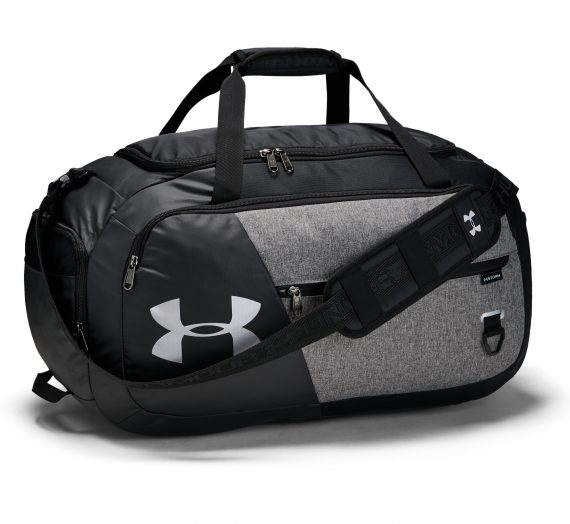 Crossbody чанти Under Armour Undeniable Duffel 4.0 Md Gray 508174