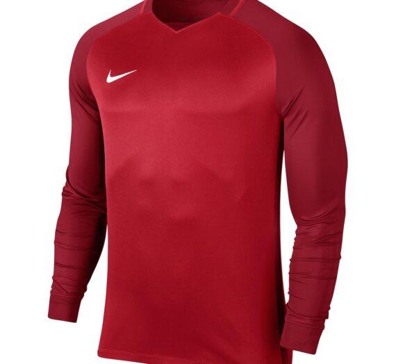 Деца  Облекло за момчета  Блузи  Спортни блузи Nike Trophy III Long Sleeve T Shirt Junior 728813-8199117