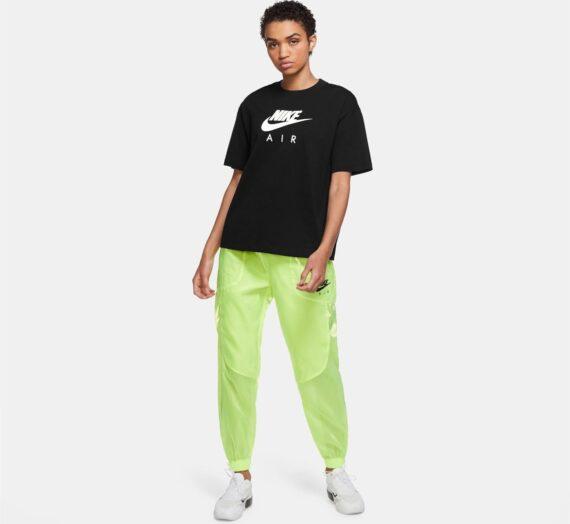 Жени  Дамско облекло  Блузи  С къс ръкав Nike Air Boyfriend T Shirt Ladies 769581-4779697