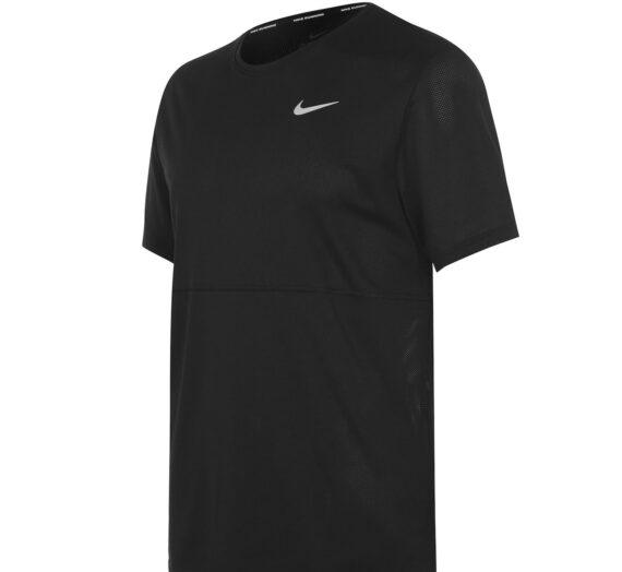 Спортове  Бягане  Облекло  Облекло мъжко  Tops Nike Breathe Men's Running Top 771541-5477285