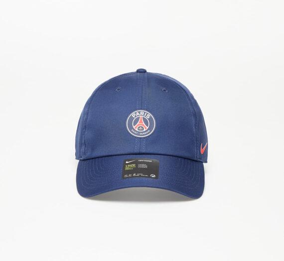 Страпбек Jordan Paris Saint-Germain Cap Midnight Navy/ University Red 804319