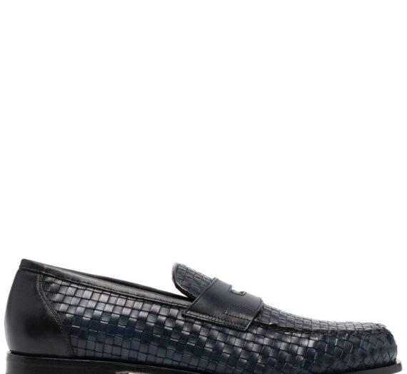 Loafer мъжки обувки Santoni 836991460_7