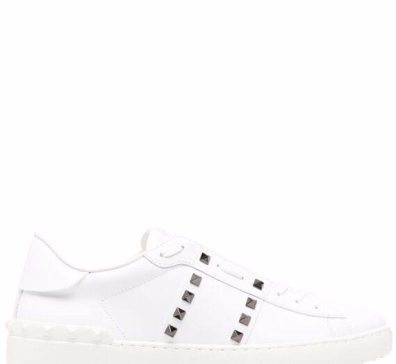 Rockstud Untitled Leather Sneakers мъжки обувки Valentino Garavani 837953617_39