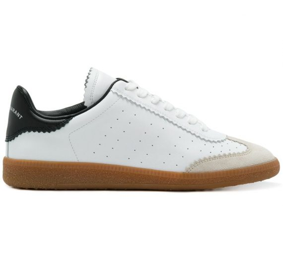 Bryce Leather Sneakers дамски обувки Isabel Marant 840032019_35