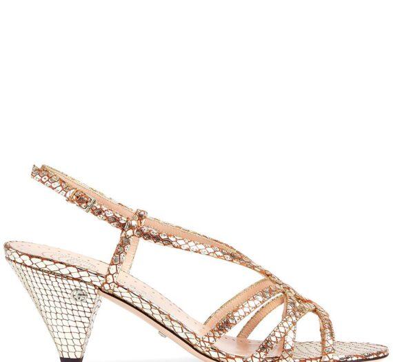 Snake Print Sandals дамски обувки Gucci 840369161_36_5