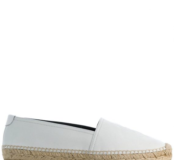 Leather Espadrillas дамски обувки Saint Laurent 840679967_36