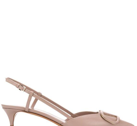 Vlogo Signature Leather Pumps дамски обувки Valentino Garavani 841258704_37
