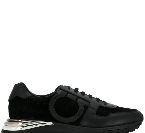 Gancini Rainbow Sneakrs мъжки обувки Salvatore Ferragamo 841271509_5