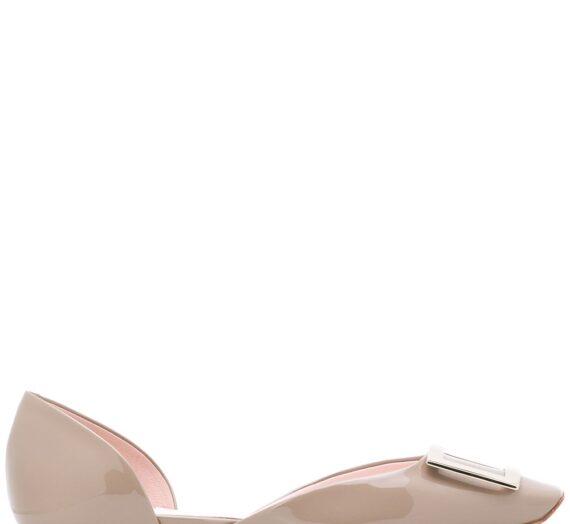 Trompette Dorsay Patent Leather Ballets дамски обувки Roger Vivier 841511765_40